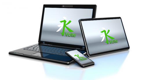 Kvote est disponible sur PC, tablettes et smartphones